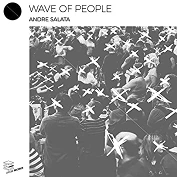 Wave of People