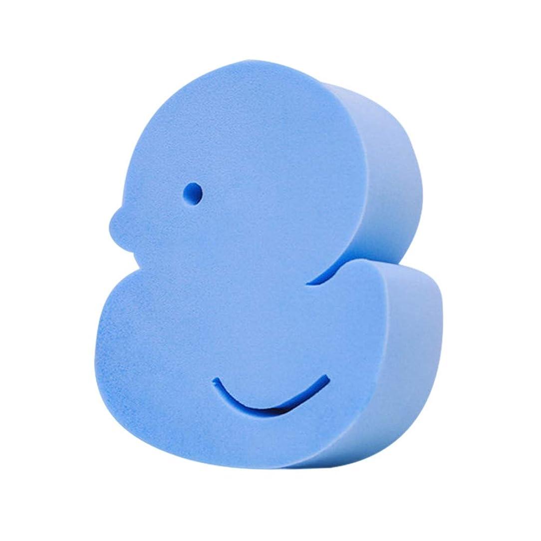 乱気流超越する法律によりLambowo 剥離風呂スポンジ漫画形状泡こすりシャワースポンジソフトスクラバーブラシ用赤ちゃん子供大人