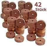 all-around24, anelli contro le tarme in legno di cedro