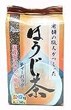 つぼ市 国産茶100%ほうじ茶 ティーバッグ 4gX30