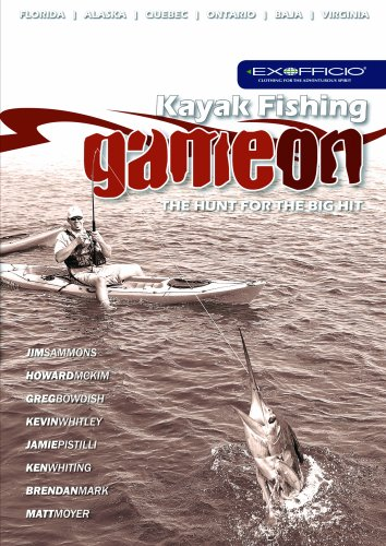 Kayak Fishing: Game On