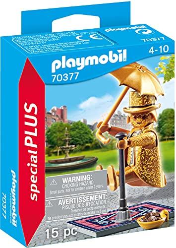 Playmobil Artista di Strada, Juguetes, Multicolor, 70377