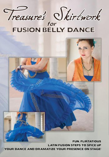 Treasure's Skirtwork for Fusion Belly Dance