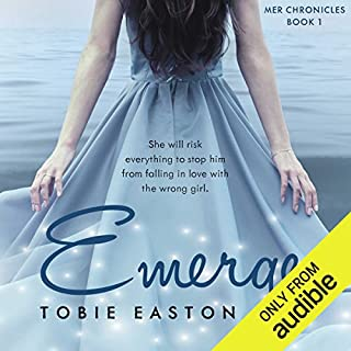 Emerge                   By:                                                                                                                                 Tobie Easton                               Narrated by:                                                                                                                                 Sarah Mollo-Christensen                      Length: 10 hrs and 7 mins     30 ratings     Overall 4.5