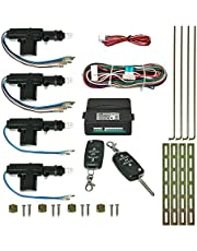Kit de cierre centralizado universal para coche con 2 mandos a distancia 7104-2