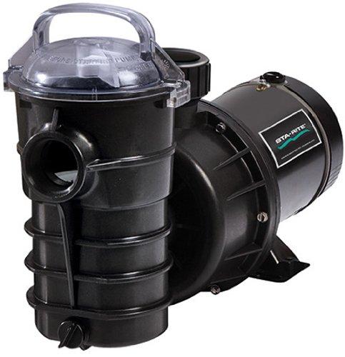 Pentair DYNII-N1-1.5HP Dynamo One Speed Aboveground Pool Pump with 3-Feet Standard Cord, 1-1/2 HP -  4336592872