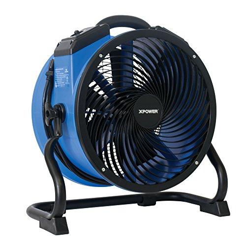 ventiladores de piso de uso rudo fabricante XPOWER