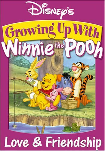 Growing Up With Winnie the Pooh: Love & Friendship [DVD] [Region 1] [US Import] [NTSC]