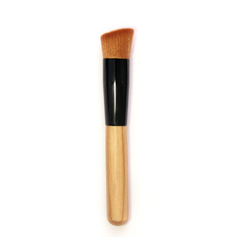リファイン懐疑論患者BEE&BLUE マスクブラシ ファンデーションブラシ 多機能 女性 化粧品 メイクアップ フェイシャル マッド メイクブラシ ファション