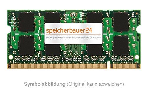 4GB Arbeitsspeicher - 200pin SO-DIMM DDR2 800MHz - passend für Dell Vostro 1015 - RAM-Upgrade