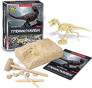 Dinosaur Excavation Kits For Kids, Dinosaur Skeleton Toys for 6-12 Year Old Boys and Girls, Dinosaur Fossil Dig Kits, Scie...
