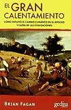 El Gran Calentamiento: Cómo influyó el cambio climático en el apogeo y caída de las civilizaciones (Extensión Científica)