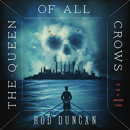 The Queen of All Crows audiobook cover art