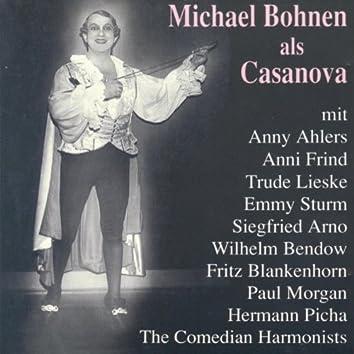Michael Bohnen als Casanova