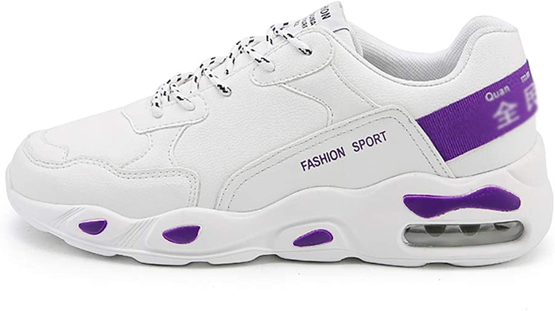 ZYFA Casual shoes Casual shoes leather lace-up shoes flat rubber sole wear-resistant wild sports shoes (color   C, Size   43)
