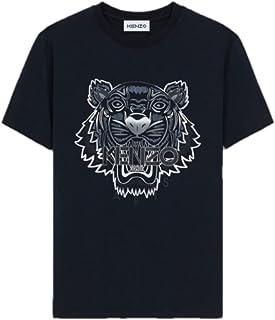 Kenzo Tiger Men Black T-Shirt