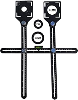 Accesorios para herramientas oscilantes Smart SM4-TK Kit de Accesorios de Carburo Tilers Set de 4 Piezas Lubricantes