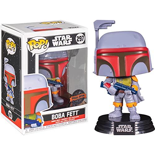 Funko POP! Star Wars Boba Fett #297 - Exclusive Special Edition 55819