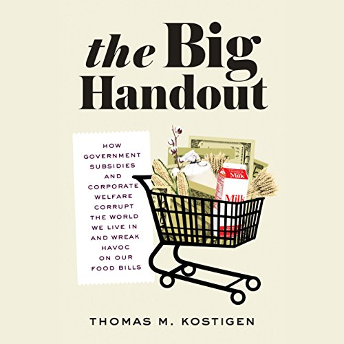 The Big Handout audiobook cover art