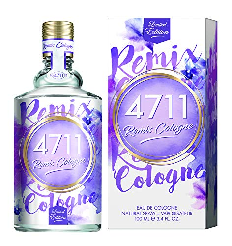 Mäurer & Wirtz 4711 remix edition lavendel. eau de cologne. spray 100 ml.