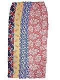 Women's Cotton;Viscose Printed Pajama (Pack of 4) (sav-1_Multicolored_Large)