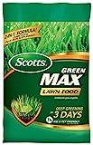 Scotts Green Max Lawn Food F - Florida Fertilizer, 5,000 sq. ft