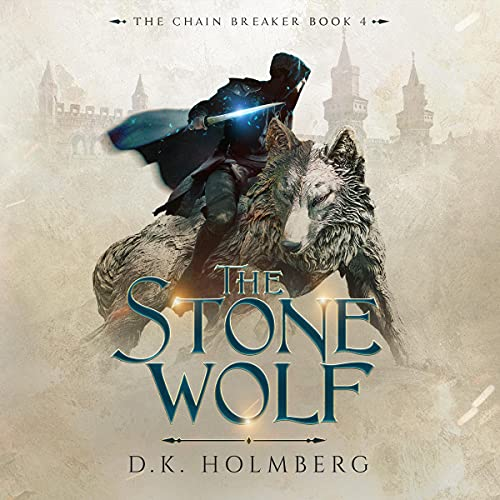 The Stone Wolf cover art