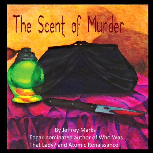 The Scent of Murder audiobook cover art