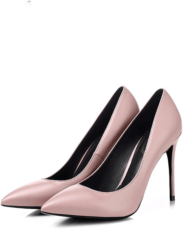 Hyun Times Spitzhohe Schuhe mit 10cm professionellen Damenschuhen
