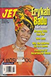 JET MAGAZINE JANUARY 8, 2001 *ERYKAH BADU*