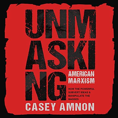 『Unmasking American Marxism』のカバーアート