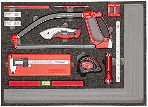 CAROLUS 2250.905 Werkzeugsatz Messen und Schneiden