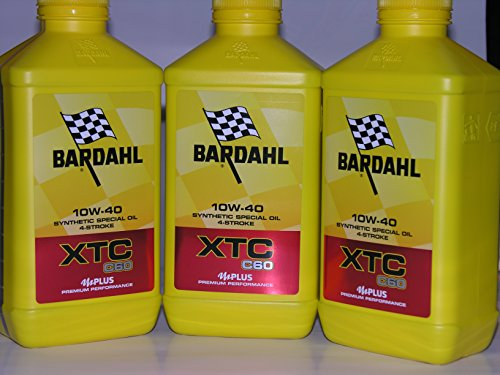 Aceite sintetico XTC C60 10W40