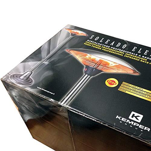Plein Air Heizung Elektro Lampen Professionelle Infrarot - 4