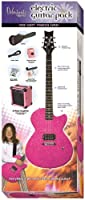 14-7011 Debutante Rock Candy Princess Atomic Pink Electric Guitar Pack エレキギターパック Daisy Rock社 Pink【並行輸入】