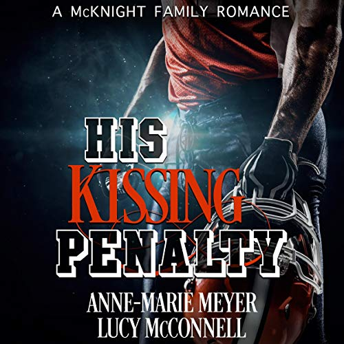 His Kissing Penalty audiobook cover art