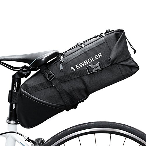 Bolsas Para Bicicletas Traseras Sillin Alforja Trasera Para Bolsa...