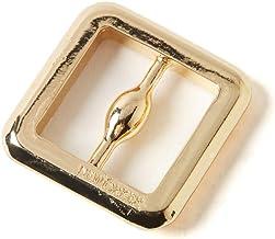 [ニューヨーカー] アクセサリー スクエアバックル スカーフリング 金色 FREE 519588409099
