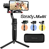 Gimbal Stabilisateur Smartphone Caméra d'action - Hohem iSteady Multi Compatible avec Gopro Hero...