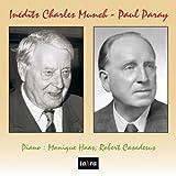Ineditos (& Ravel)