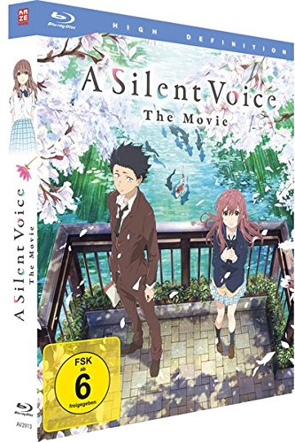 A Silent Voice - [Blu-ray] Deluxe Edition