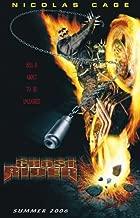 Ghost Rider Poster Movie D 27x40 Nicolas Cage Eva Mendes Raquel Alessi