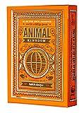 動物の王国トランプ自転車 & theory 11 Animal Kingdom Playing Cards by Bicycle & theory11