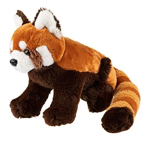 Wild Republic Kuscheltier Roter Panda 38 cm Plüsch braun