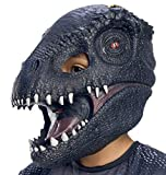 Rubie's Child's Vinyl Indoraptor Dinosaur 3/4 Mask