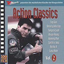 Cult Action Movie Hits incl. Rocky (Gonny Fly Now) (Compilation CD, 16 Tracks)
