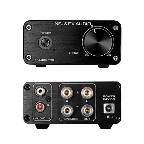 Nobsound TPA3250 Class D Digital Amplifier Hi-Fi Stereo Audio Power Amp (Black)