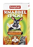 Beaphar - Knabbel Sticks, friandises extrudés à grignoter - rongeur - 150 g