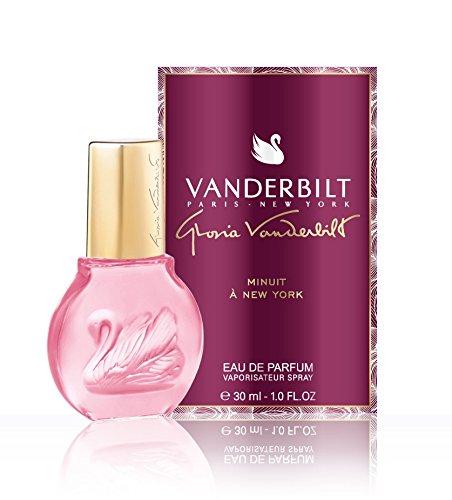 Gloria Vanderbilt Minuit à New York Eau de Parfum für Damen, 30ml
