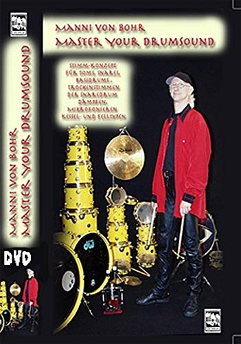 Master your Drumsound : DVD-Video Lehr-DVD zum Drumset